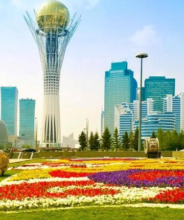 Экскурсия «Астана – город мира и согласия»