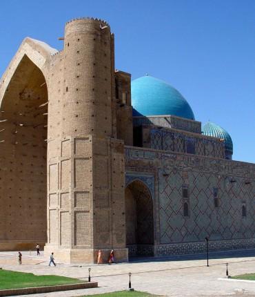 Южный Казахстан. Священный путь.