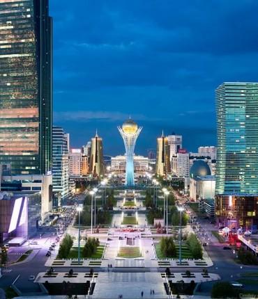 Астана за 48 часов<br><br>