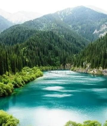 Яркие краски Алматы и Алматинской области